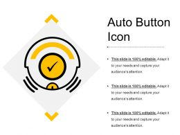 Auto Button Icon