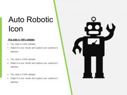 Auto Robotic Icon