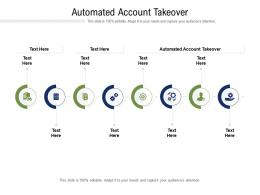 Automated Account Takeover Ppt Powerpoint Presentation Gallery Graphics Cpb