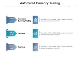 Automated Currency Trading Ppt Powerpoint Presentation Model Layout Ideas Cpb