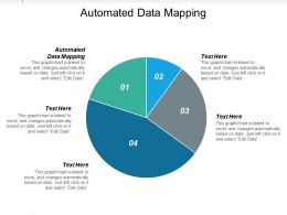 Automated Data Mapping Ppt Powerpoint Presentation Gallery Designs Cpb