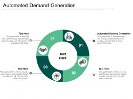 Automated Demand Generation Ppt Powerpoint Presentation File Slide Portrait Cpb