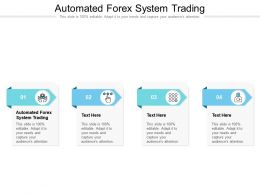 Automated Forex System Trading Ppt Powerpoint Presentation Outline Background Cpb