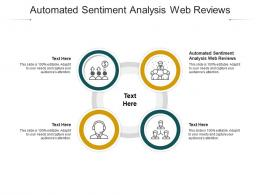 Automated Sentiment Analysis Web Reviews Ppt Powerpoint Presentation Styles Inspiration Cpb