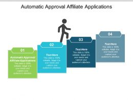 automatic_approval_affiliate_applications_ppt_powerpoint_presentation_pictures_examples_cpb_Slide01