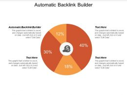 Automatic Banklink Builder Ppt Powerpoint Presentation File Background Images Cpb