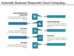 Automatic Business Responder Cloud Computing Development Bootcamp Career Training Cpb