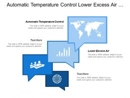 Automatic Temperature Control Lower Excess Air Recovered Acid