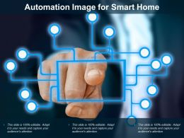 Automation Image For Smart Home