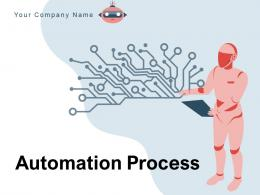 Automation Process Opportunities Technology Marketing Gear Robotic