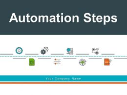 Automation Steps Environment Development Framework Business Process Analysis