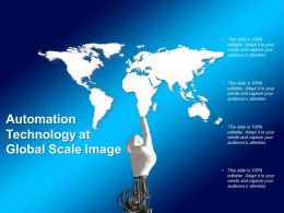 Automation Technology At Global Scale Image