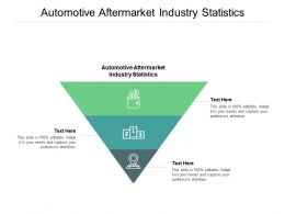 Automotive Aftermarket Industry Statistics Ppt Powerpoint Designs Download Cpb