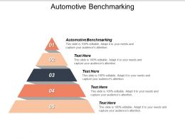 Automotive Benchmarking Ppt Powerpoint Presentation Styles Files Cpb