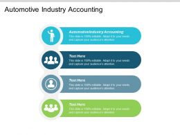 Automotive Industry Accounting Ppt Powerpoint Presentation Icon Graphics Download Cpb
