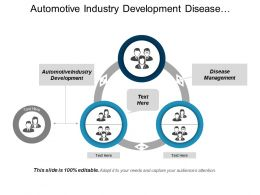 Automotive Industry Development Disease Management Internet Marketing Measurement Cpb