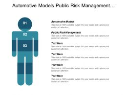 Automotive Models Public Risk Management Enterprise Management Risk Cpb
