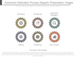 Autonomic Estimation Process Diagram Presentation Images