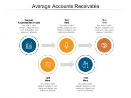 Average Accounts Receivable Ppt Powerpoint Presentation Pictures Layout Cpb
