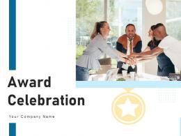 Award Celebration Performing Department Business Organization Congratulating Incentive