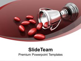Award Winning Ingredients Medical PowerPoint Templates PPT Themes And Graphics 0113