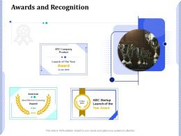 Awards And Recognition R213 Ppt Powerpoint Presentation Gallery Layouts