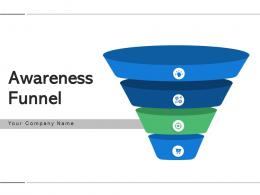 Awareness Funnel Engagement Consideration Business Product Evaluation Service