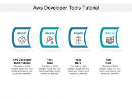 Aws Developer Tools Tutorial Ppt Powerpoint Presentation Slides Summary Cpb