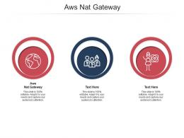 Aws Nat Gateway Ppt Powerpoint Presentation Infographic Template Elements Cpb