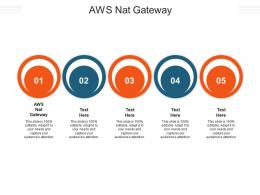 AWS Nat Gateway Ppt Powerpoint Presentation Inspiration Slide Portrait Cpb