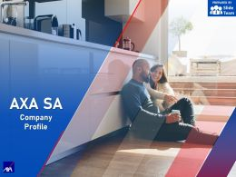 AXA SA Company Profile Overview Financials And Statistics From 2014-2018