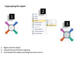 ay_four_staged_arrow_with_clock_diagram_flat_powerpoint_design_Slide03