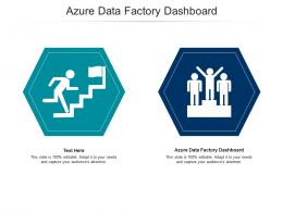 Azure Data Factory Dashboard Ppt Powerpoint Presentation Infographics Icon Cpb