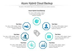 Azure Hybrid Cloud Backup Ppt Powerpoint Presentation Icon Templates Cpb