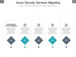 Azure Security Services Migrating Ppt Powerpoint Presentation Summary Layout Cpb