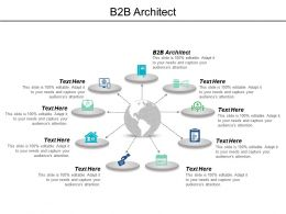 B2b Architect Ppt Powerpoint Presentation File Formats Cpb