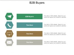 B2B Buyers Ppt Powerpoint Presentation Icon Graphics Template Cpb
