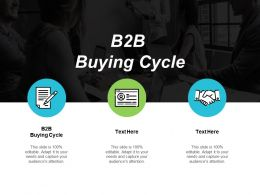 B2B Buying Cycle Ppt Powerpoint Presentation File Designs Download Cpb