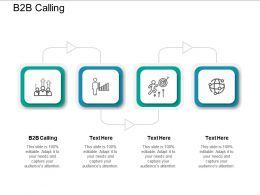 B2B Calling Ppt Powerpoint Presentation Styles Slide Cpb