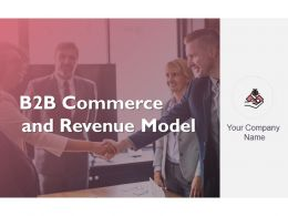 B2B Commerce And Revenue Model Powerpoint Presentation Slides