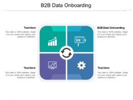 B2b Data Onboarding Ppt Powerpoint Presentation File Graphic Tips Cpb