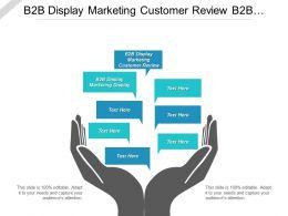 B2b Display Marketing Customer Review B2b Display Marketing Business Cpb