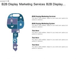 B2b Display Marketing Services B2b Display Marketing System Cpb