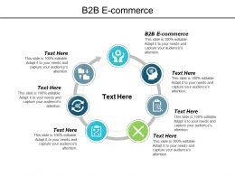 B2b E Commerce Ppt Powerpoint Presentation Outline Cpb