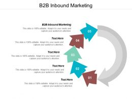 B2B Inbound Marketing Ppt Powerpoint Presentation Pictures Layouts Cpb