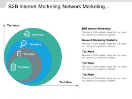 B2b Internet Marketing Network Marketing Statistics Content Management Cpb