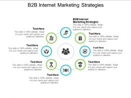 B2B Internet Marketing Strategies Ppt Powerpoint Presentation File Clipart Images Cpb