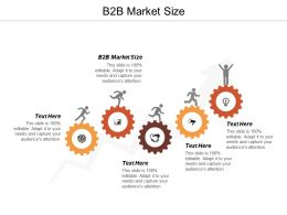 B2b Market Size Ppt Powerpoint Presentation File Infographics Cpb