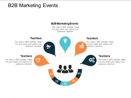 B2b Marketing Events Ppt Powerpoint Presentation File Format Cpb