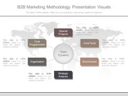 B2b Marketing Methodology Presentation Visuals